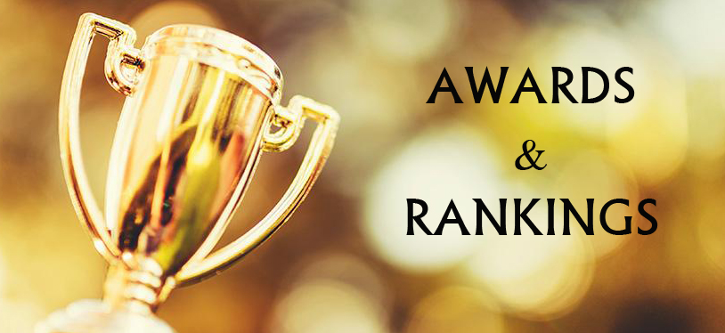 Awards & Rankings